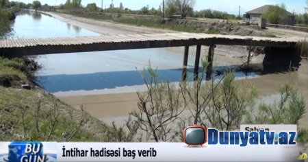 SALYANDA İNTİHAR-VİDEO-26.4.2019