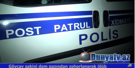 Dəm qazı can aldı-video-05.03.2021